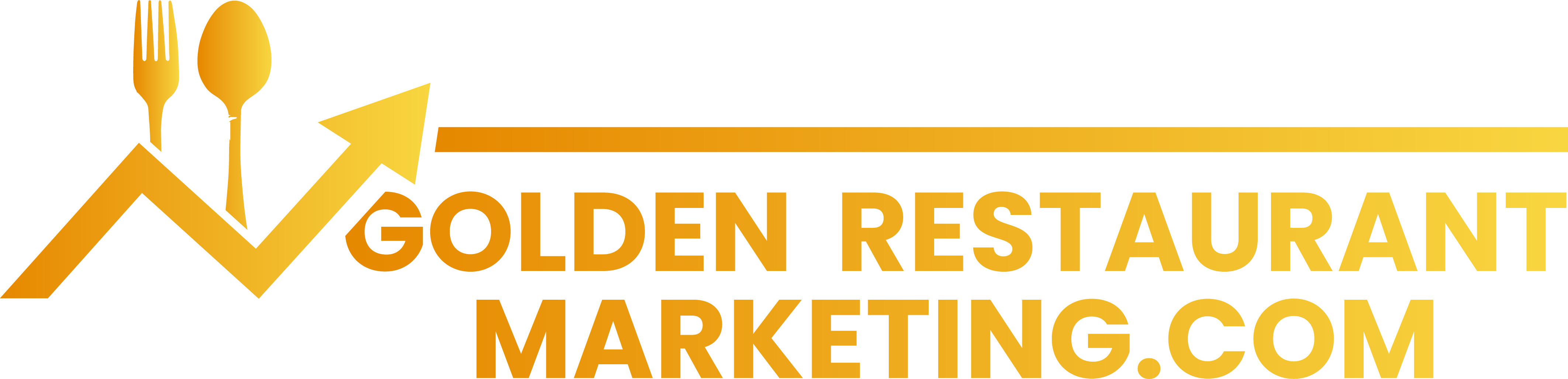 Restaurant Marketing Agency Logo