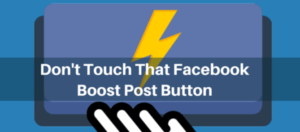 boost button for your restaurant