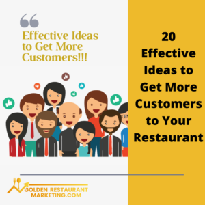 Effective Ideas to Get More Customers