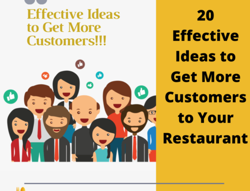 20 Effective Ideas to Get More Customers to Your Restaurant