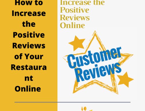 How to Increase the Positive Reviews of Your Restaurant Online