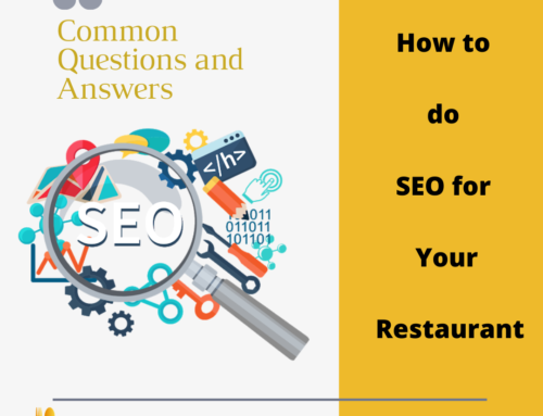 How to do SEO for Your Restaurant – Common Questions and Answers