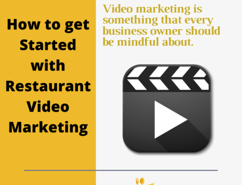 How to get Started with Restaurant Video Marketing